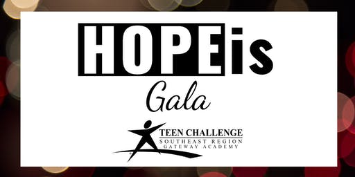 Hope Is Gala - Bonifay