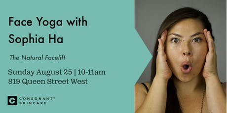 Face Yoga with Sophia Ha tickets