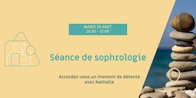 Séance de sophrologie