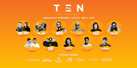 Exodus Festival Las Vegas / Season 10 - Labor Day Wknd tickets