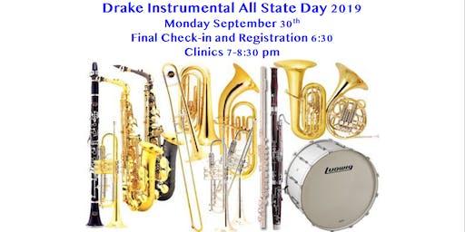 Drake Instrumental All State Day 2019