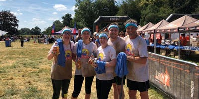 Tough Mudder - London West 2020