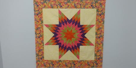 Make a Lone Star Quilt with Courtenay Hughes tickets