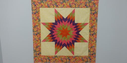 Make a Lone Star Quilt with Courtenay Hughes