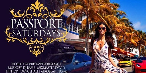 The International Party of Atlanta (Passport Saturday)- Nightlife,Free Parking & Bottle Service