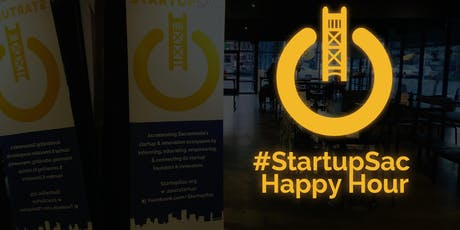 StartupSac Happy Hour with Peichen Chang, CEO and Co-Founder at Engineered Medical Technologies tickets