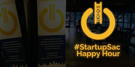 StartupSac Happy Hour with Peichen Chang, CEO and Co-Founder at Engineered Medical Technologies