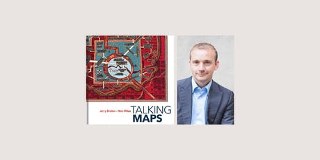 Talking Maps -  with Jerry Brotton tickets