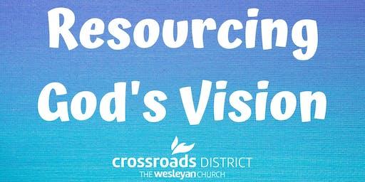 Resourcing God's Vision