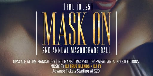 "NYC TOP PROMOTERS: "" MASK ON "" MASQUERADE GALA AT AMADEUS NIGHTCLUB (HALLOWEEN WEEKEND)"