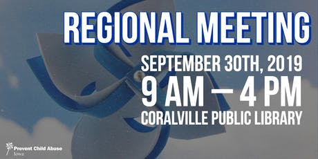 Coralville Regional Meeting tickets