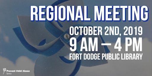 Fort Dodge Regional Meetings
