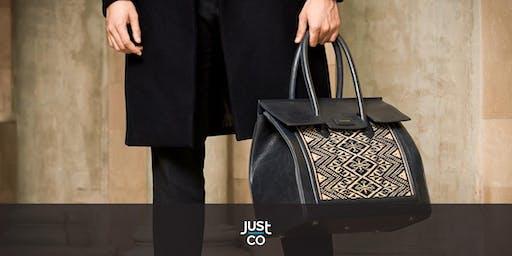 JustCo Bankok Show & Tell, Chaksan Bag: The Road to Success