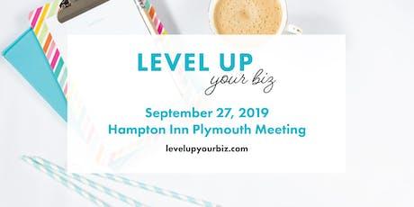 Level Up Your Biz tickets