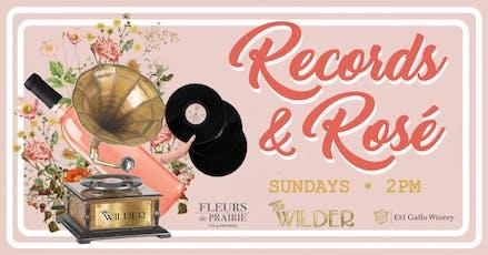 Records & Rosé Brunch Series • Vinyl DJ Set & Bottomless Rosé Options! tickets