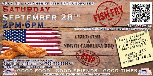 Glen Hill for Sheriff Fish Fry Fundraiser