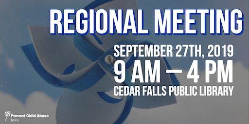 Cedar Falls Regional Meeting