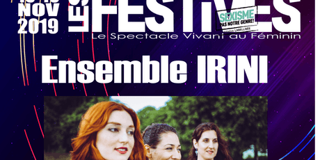 Ensemble IRINI en concert tickets