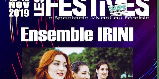 Ensemble IRINI en concert