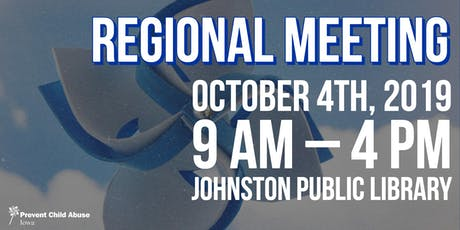 Johnston Regional Meeting tickets