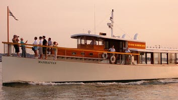 Jazz Cruise Aboard the Yacht Manhattan
