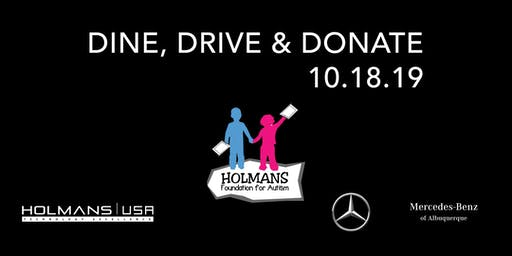 Dine, Drive & Donate 2019