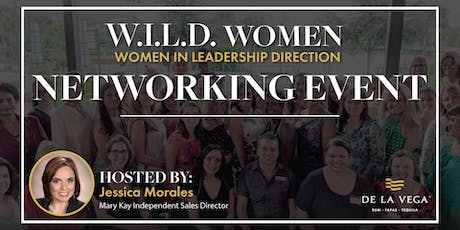 Copy of W.I.L.D Women Networking Event tickets