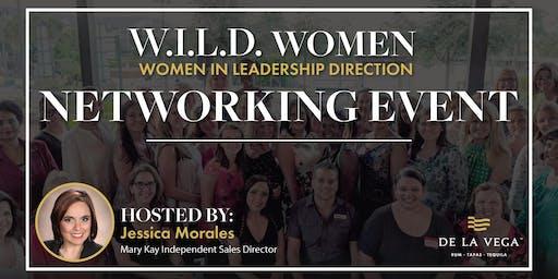 Copy of W.I.L.D Women Networking Event
