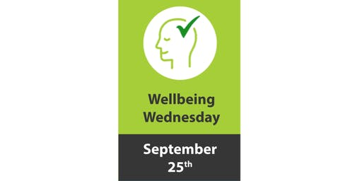 Wellbeing Wednesday - Financial Wellbeing Seminar