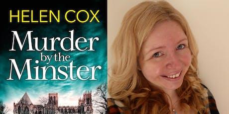 Helen Cox: Murder By the Minster tickets