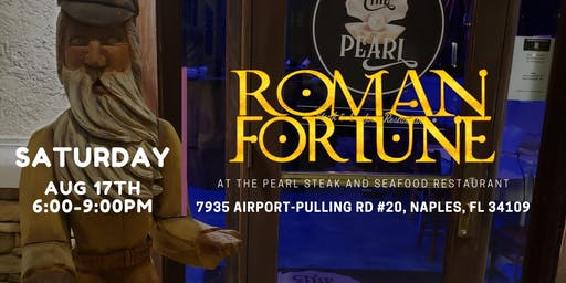 Roman Fortune at The Pearl