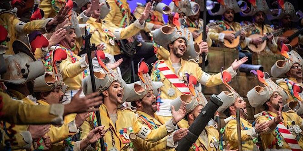 Programa carnaval de cadiz 2020