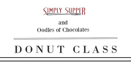 Learn to make Donuts Class - August 26 (NORTH) tickets