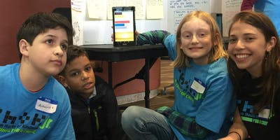 Kids Coding For A Cause with Howard Whittemore Memorial Library 2019
