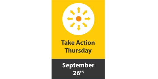 Take Action Thursday - Turning Goals Into Action
