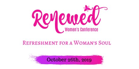 Renewed Women's Conference 2019 tickets