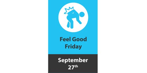 Feel Good Friday - Ergonomics Presentation and Demonstration