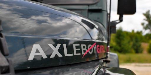 AxleGIRL Girls Garage