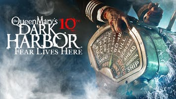 "The Queen Mary's ""Dark Harbor"""