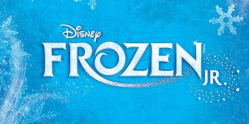 Broadway Bound:Frozen, Jr. Sunday, January 19 @ 2:30 PM (Monday Cast B)