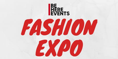 Be Here Events Fashion Pop Up Expo tickets