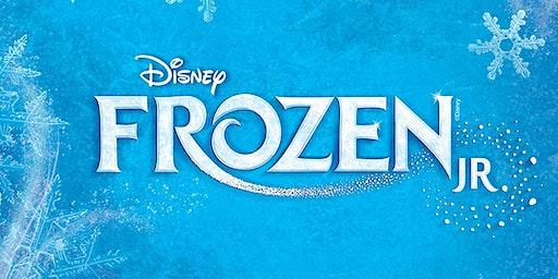 Broadway Bound:Frozen, Jr. Sunday, January 19 @ 5:00 PM (Tuesday Cast B)