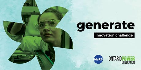 OPG Generate Innovation Challenge Launch tickets