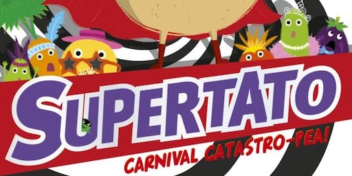 Supertato! - Children's Author event with Sue Hendra and Paul Linnet