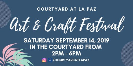 Art and Craft Festival  in Laguna Hills tickets