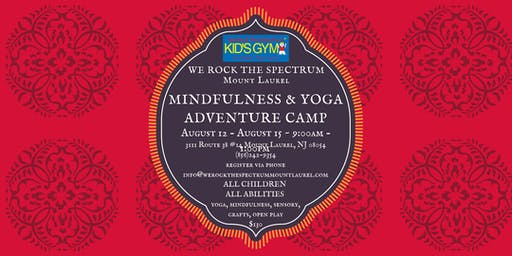 MINDFULNESS & YOGA ADVENTURE CAMP