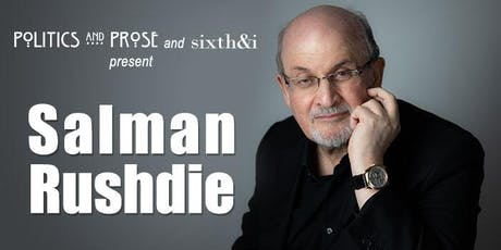 Salman Rushdie | QUICHOTTE tickets