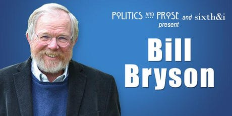 Bill Bryson | THE BODY tickets