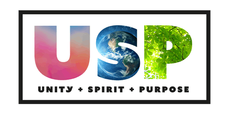USP     Unity - Spirit - Purpose tickets