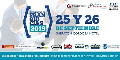 Encuentro de Franquicias Cordoba 2019